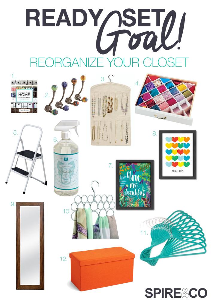 Reorganize Your Closet