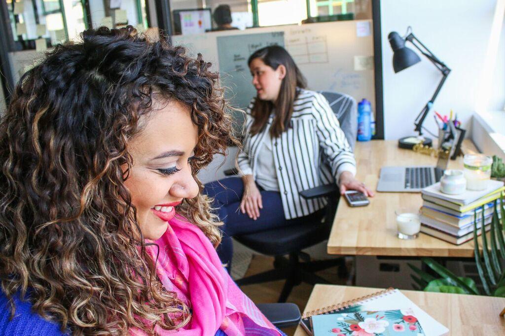 Shine Text Cofounder Marah Lidey