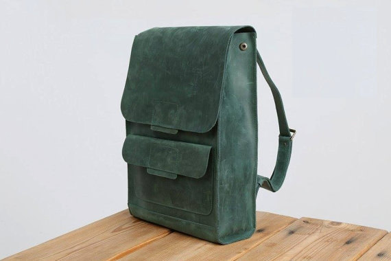 emerald-leather-backpack