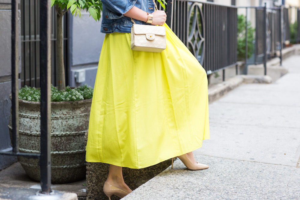 New York City lifestyle blogger, Grace Atwood