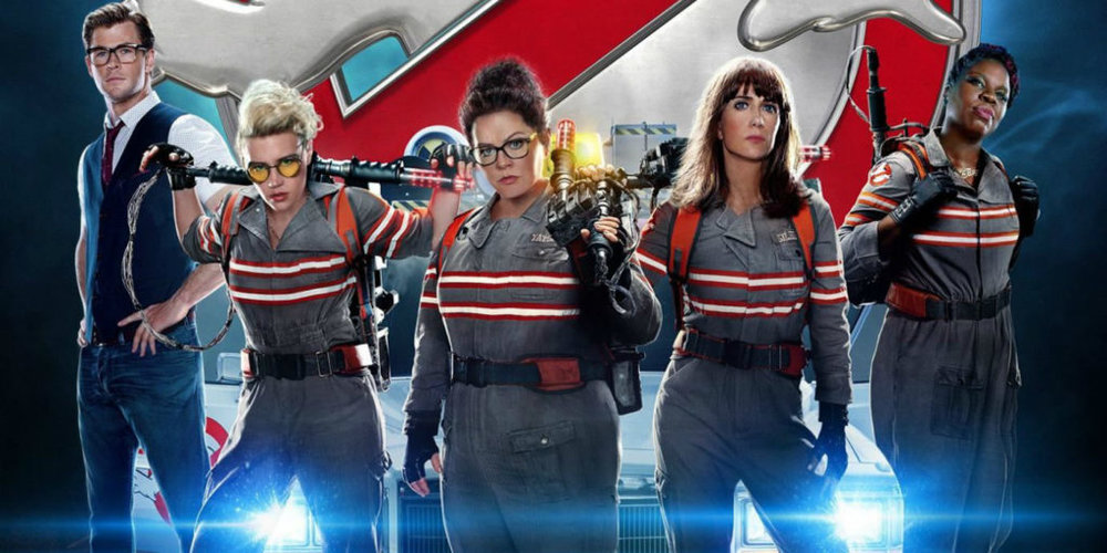 5 Most Feminist Films of 2016 Ghostbusters