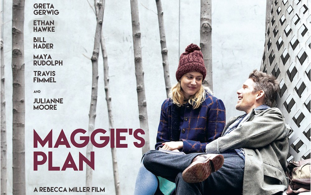 5 Most Feminist Films of 2016 Maggie's Plan