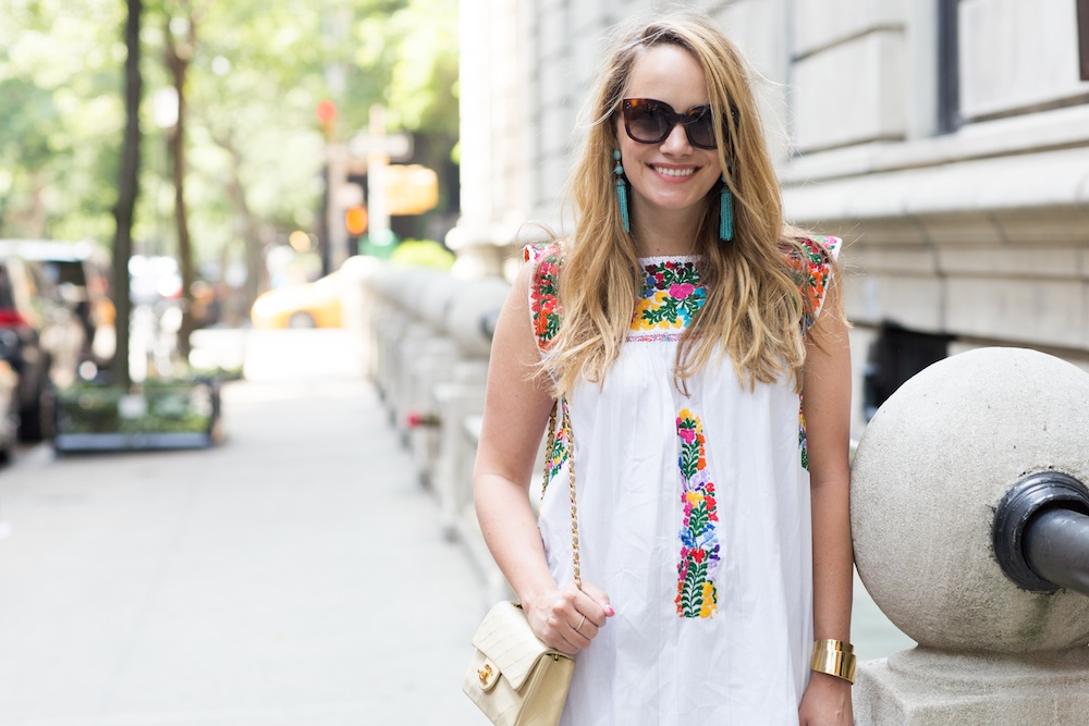 The Stripe blogger, Grace Atwood