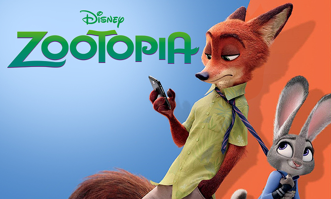 5 Most Feminist Films of 2016 Zootopia