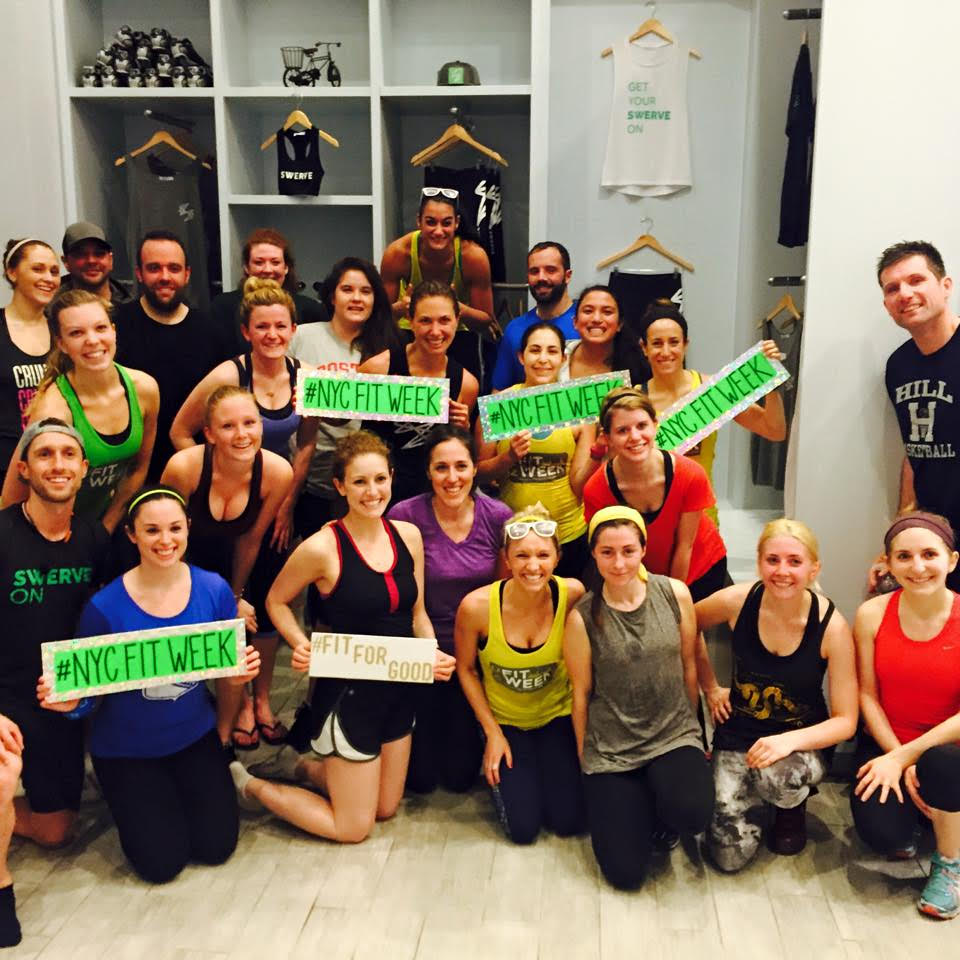 NYC FITWEEK by EMPOWERED Emily Cook Harris