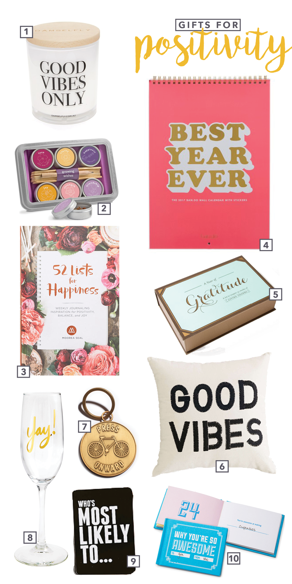 Gift Guide for the Soul