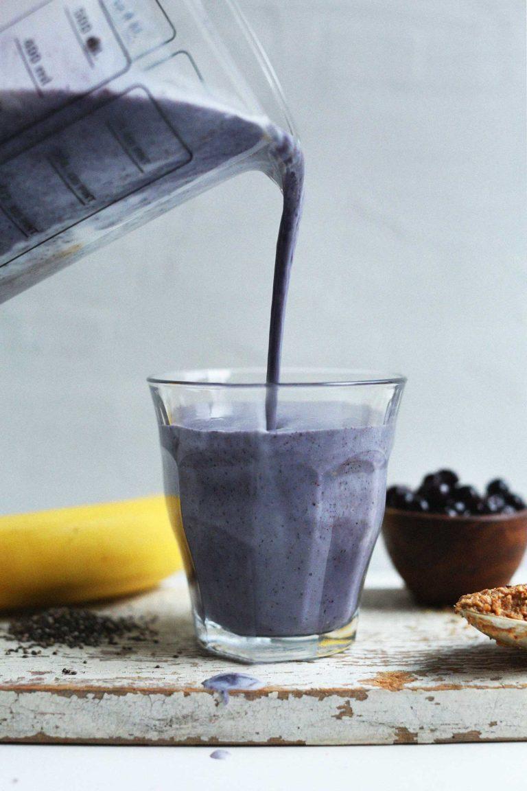 Blueberry Summer Smoothie