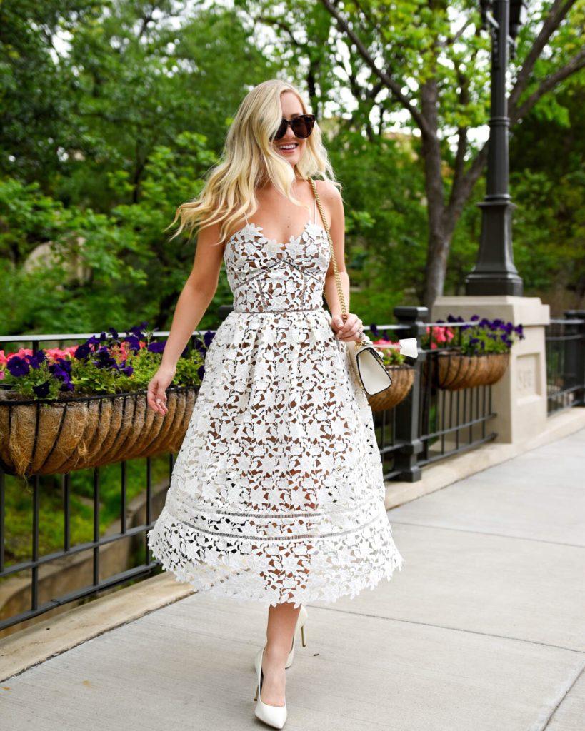 Lou Murphy Midi Dress