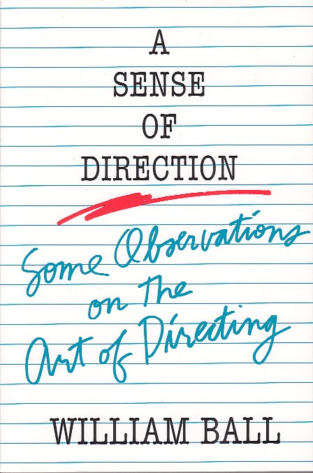 Theater Books: A Sense of Direction