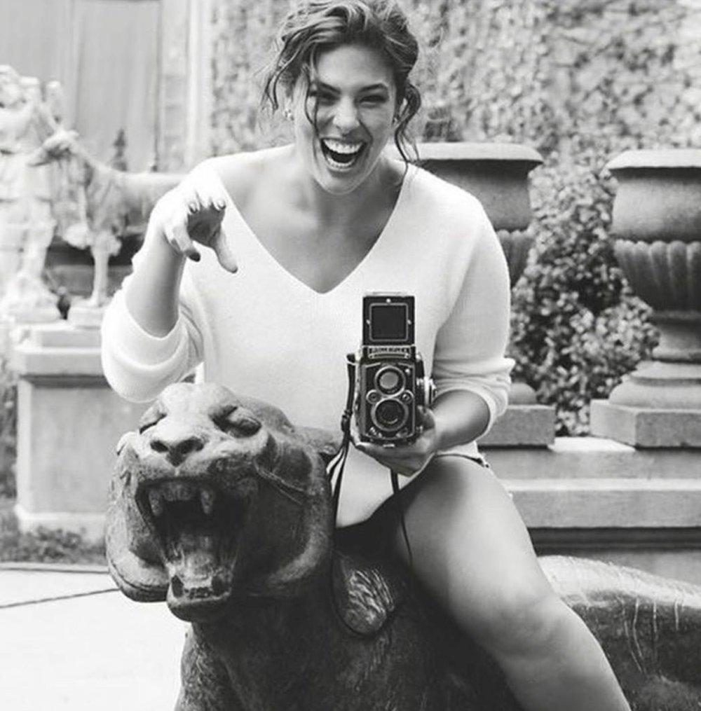Body Positive Instagram Accounts Ashley Graham