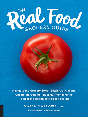 The Real Food Grocery Guide   by Maria Marlowe
