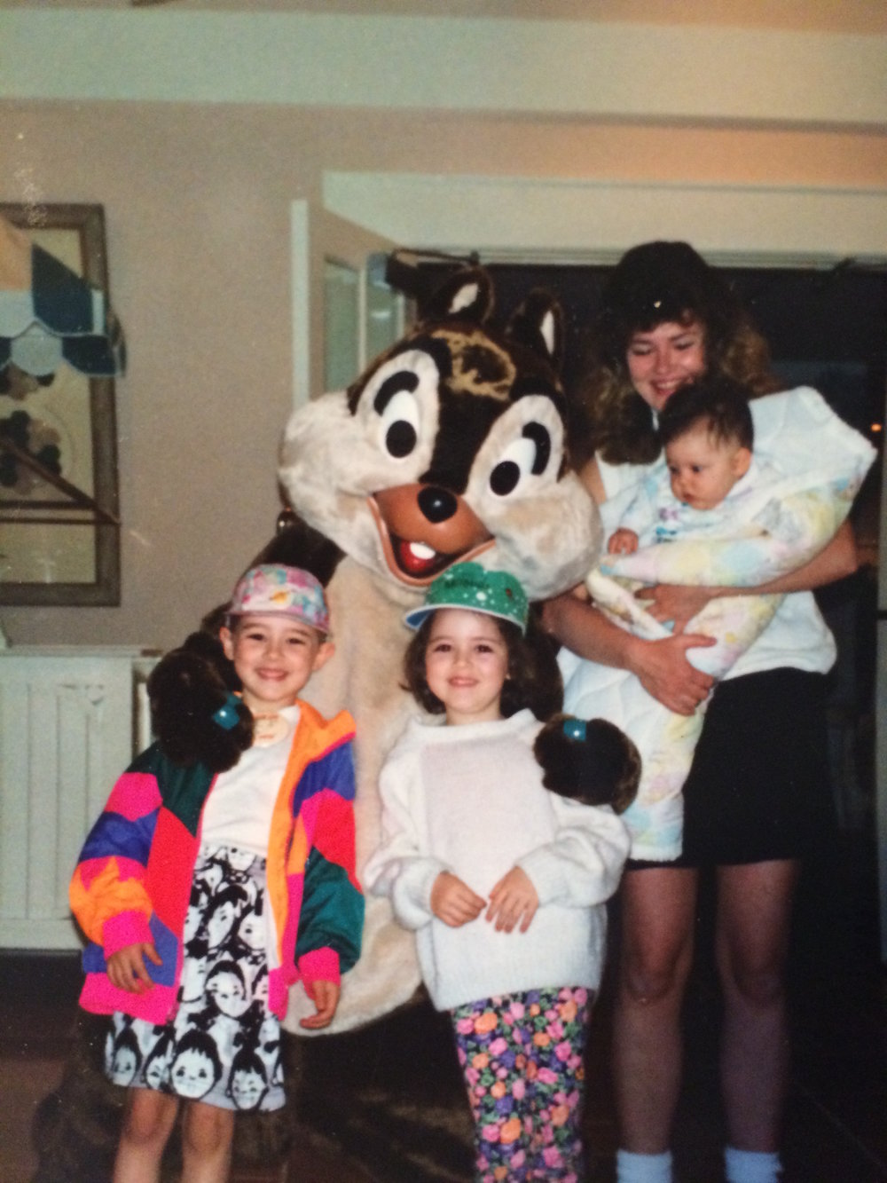 Danielle Posa Childhood.jpg