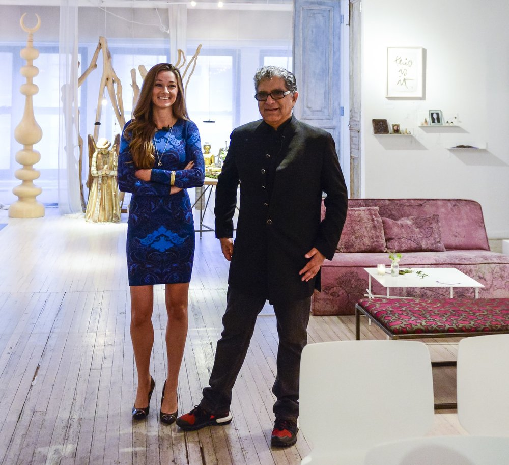 Danielle Posa and Deepak Chopra.jpg