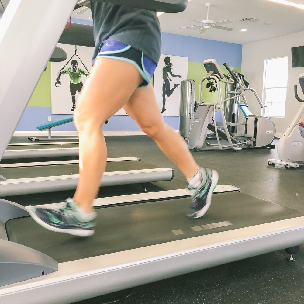 Girl running on treadmill.JPG