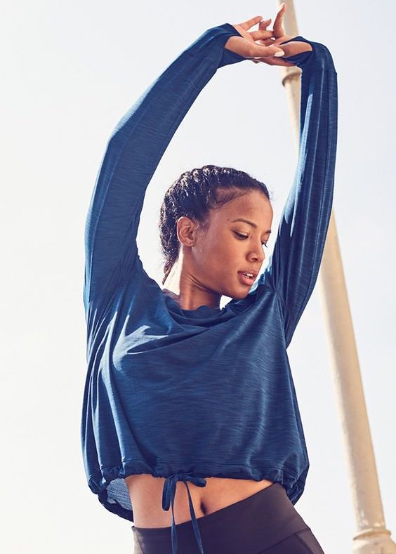 photo via  Athleta