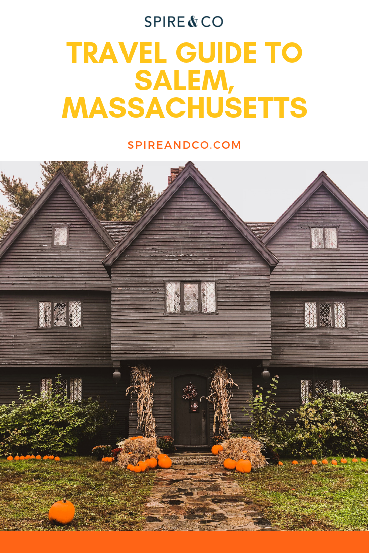 Travel Guide to Salem, Massachusetts