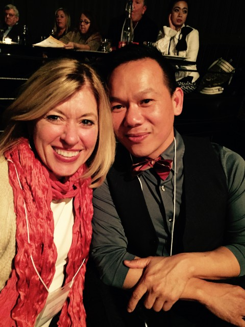 Photo:  Shellie and Tam Nguyen