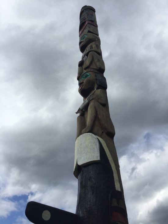 Photo:  South Lake Union totem