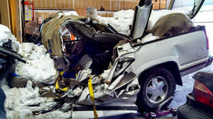 Three members of the Owen family waited more than a half-hour for responders to start extricating them from an SUV. Each person has been recovering slowly in the months since, though a spinal-cord injury means an uncertain healing process for one.