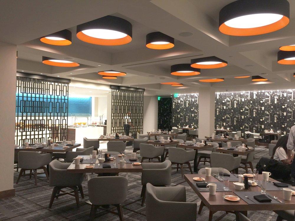 - Restaurant View