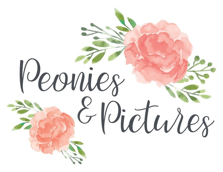 Peonies & Pictures