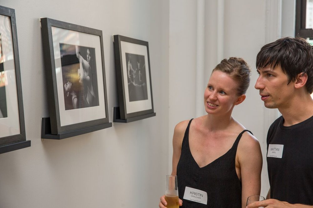 Gallery Mixer - August 9, 2018 TaylorNEXT members joined new friends from Estée Lauder, Goldman Sachs, McKinsey, and PIMCO in the gorgeous space of The Future Project. We enjoyed drinks, light bites, and photography by Taylor dancer Laura Halzack and Taylor alum Francisco Graciano, celebrating dance as a visual art.View photo gallery