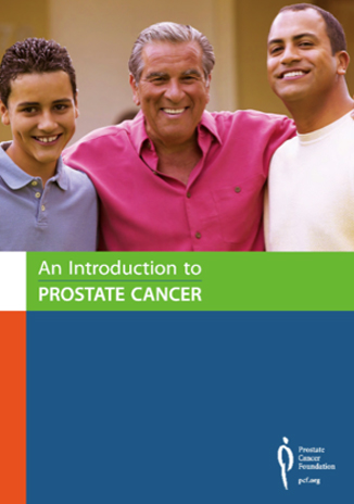An introduction to prostate cancer - Designed to help men, their families, and friends quickly understand the risk factors for prostate cancer.