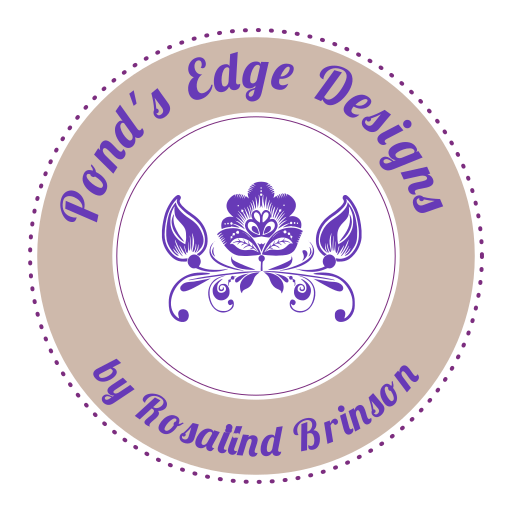 Pond's Edge Designs by Rosalind Brinson