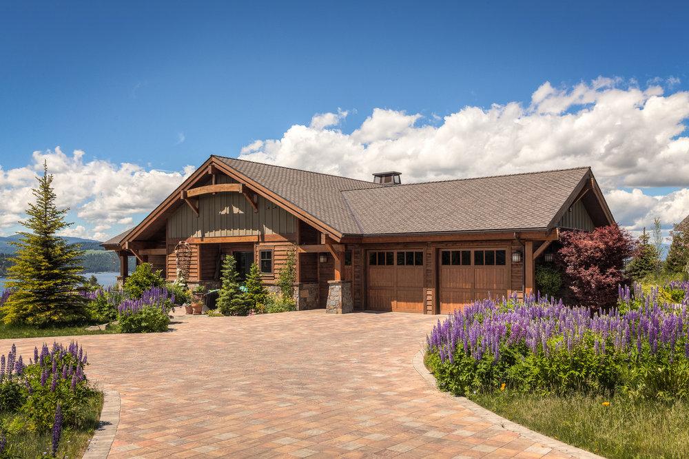Lake Coeur d'Alene Real Estate Photography