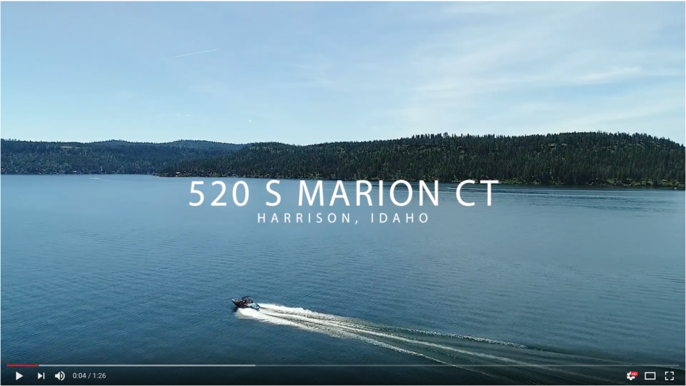 520 S Marion Ct - Harrison, Idaho