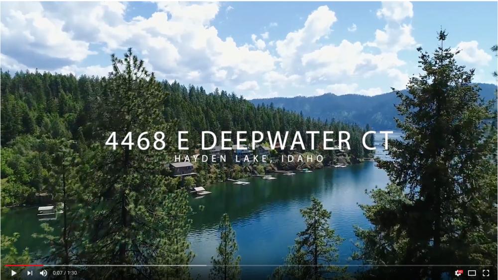4468 E Deepwater Ct - Hayden Lake, Idaho