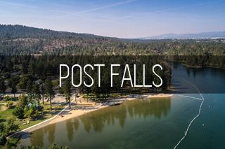 Post Falls Stock Photos