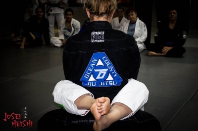 photo courtesy of Leeann Morris, Josei Heishi BJJ