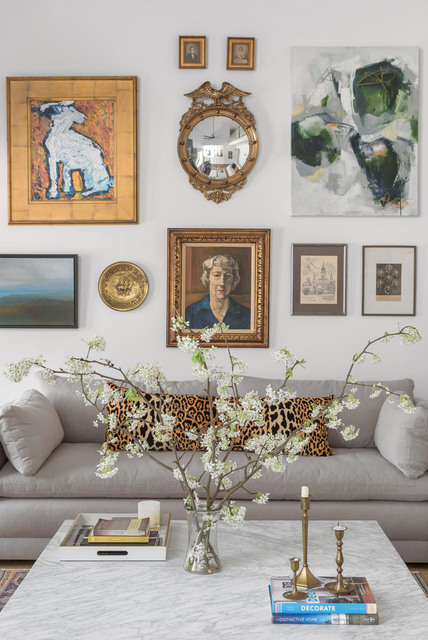 Project Reveal   Interior Design   Chattanooga Living Room