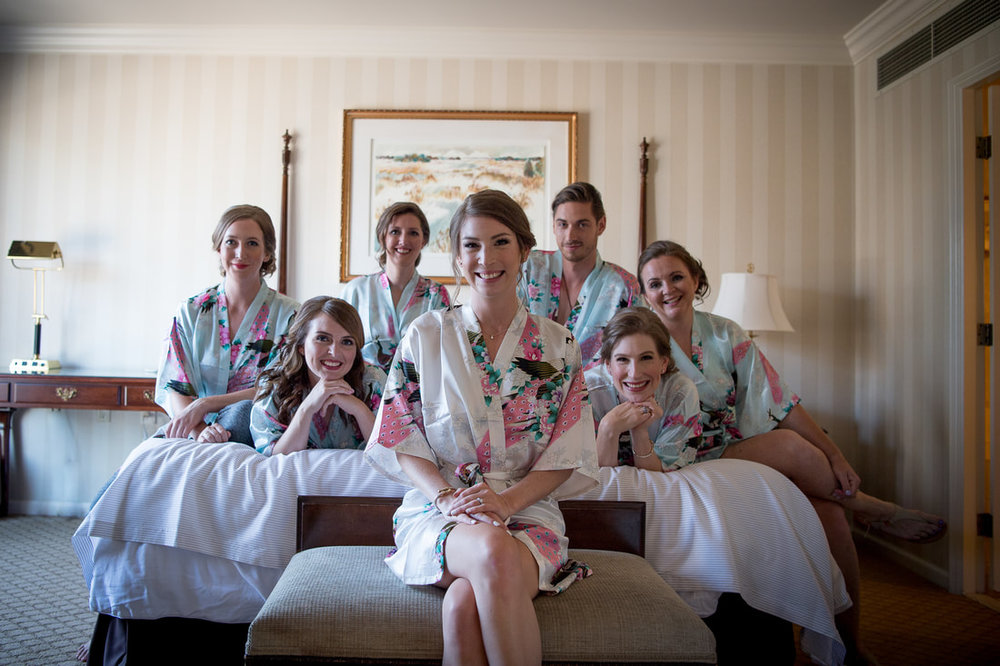 Bridesmaids'Makeups