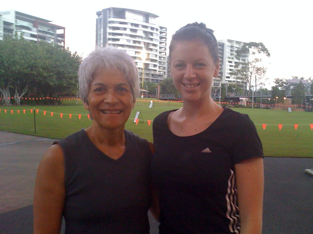 "- Lynn - ""Megan has been my PT Instructor for nearly two years. Eighteen months ago I was diagnosed with arthritis of the lower back, told there was no cure and prescribed Voltaren (4 times a day) for pain relief.As well as my two PT sessions I also attend her Boot Camp twice a week.Since my diagnosis Megan has programmed my PT session exercises to strengthen my core and is mindful of my back problem during the Boot Camp sessions.I do not take any medication at the moment and can only put it down to my exercise regime.I have found Megan to be very professional and would highly recommend her as a PT instructor."""