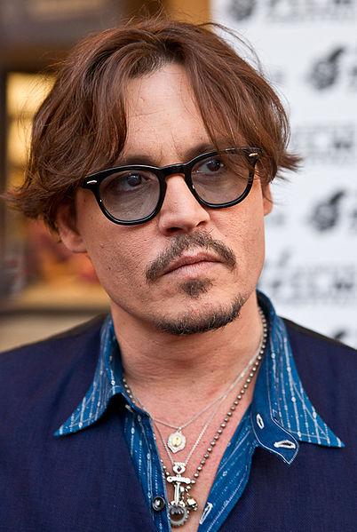 Johnny_Depp diamond face
