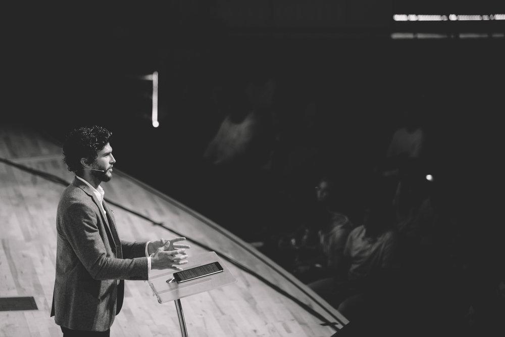 Tyler Staton: Pastor