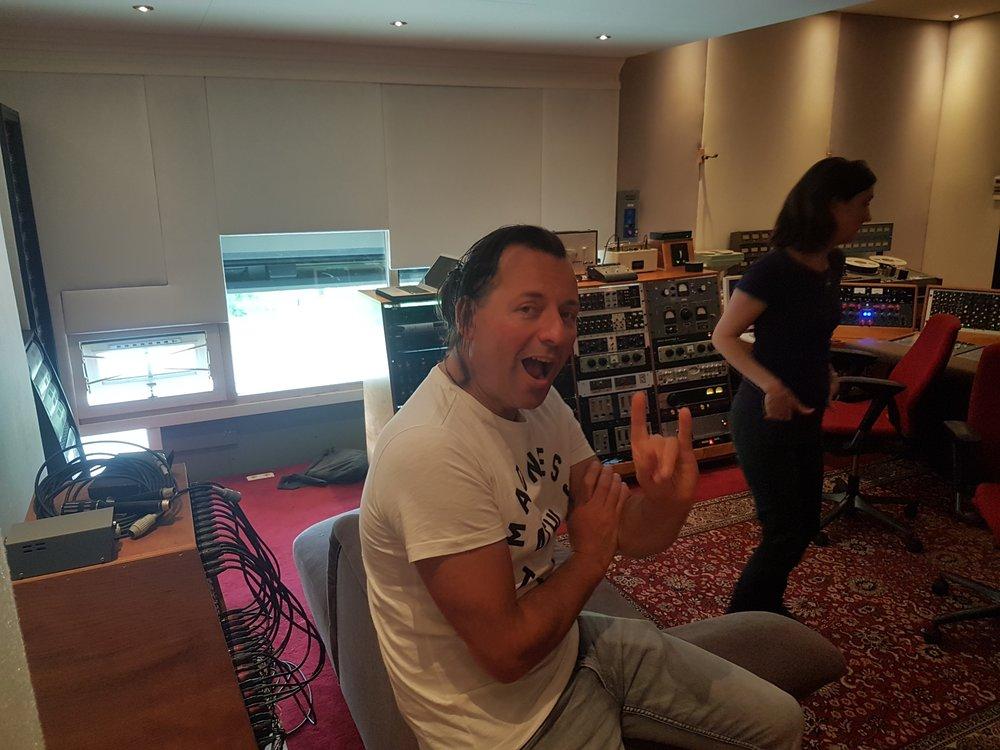 George Konings   Eigenaar Sound Vision Studio's