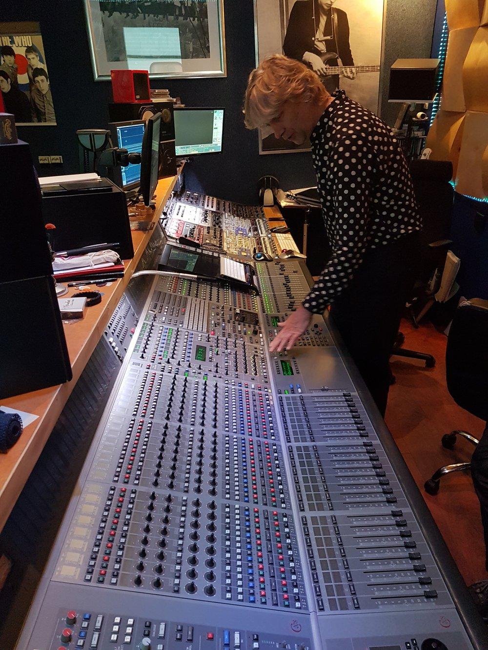 Ocki Klootwijk   eigenaar Rocktown studio's