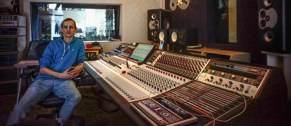 Jos Driessen | Sandlane Recording Facilities