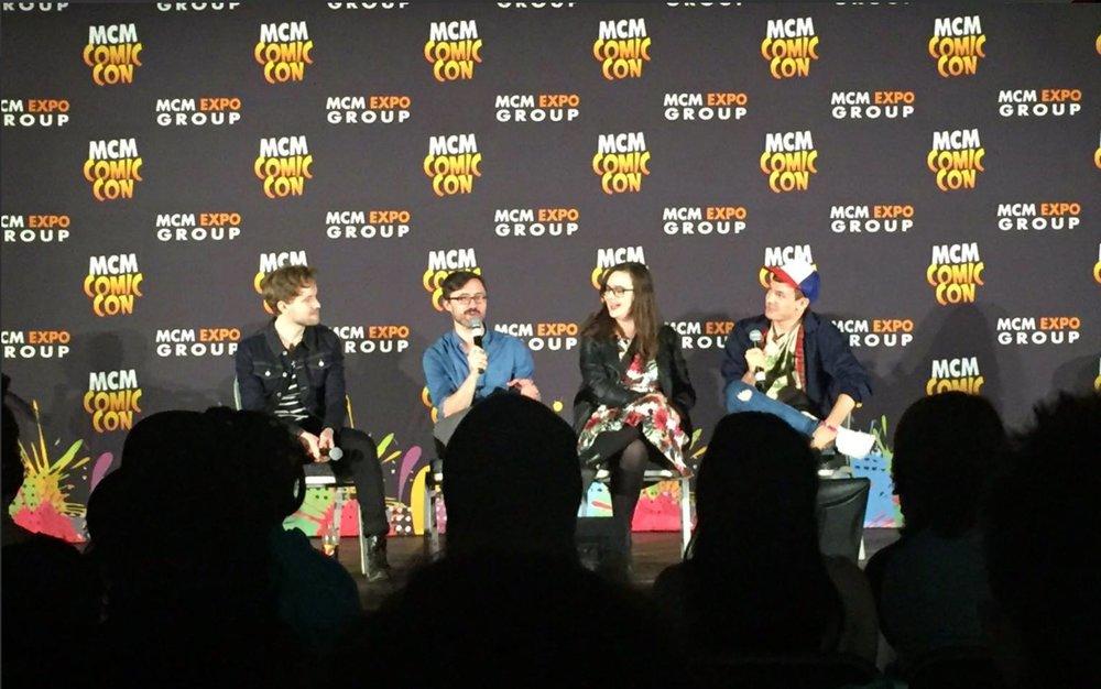 Comic Con Panel - 2017