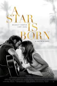 - A Star is Born (15) 29th March, 7.30pm