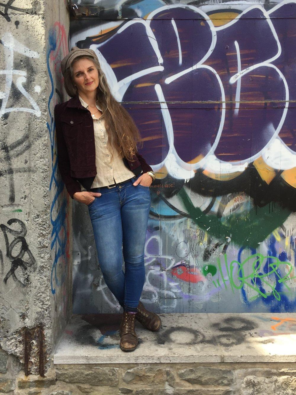 Jenny Van West - Portland, ME