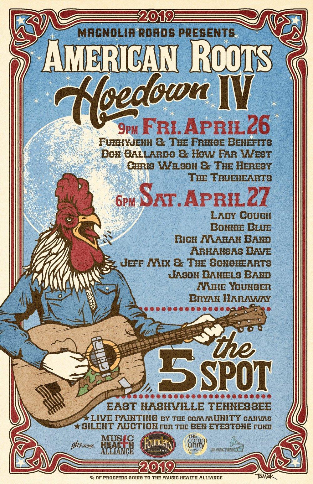Magnolia Roads American Roots Hoedown IV-Poster.jpg