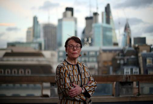 Britain's government is now listening to the financial services sector, says Catherine McGuinness, chairman of the Policy and Resources Committee of the City of London Corporation   Andrew MacAskill   January 20 2018 2:30 AM