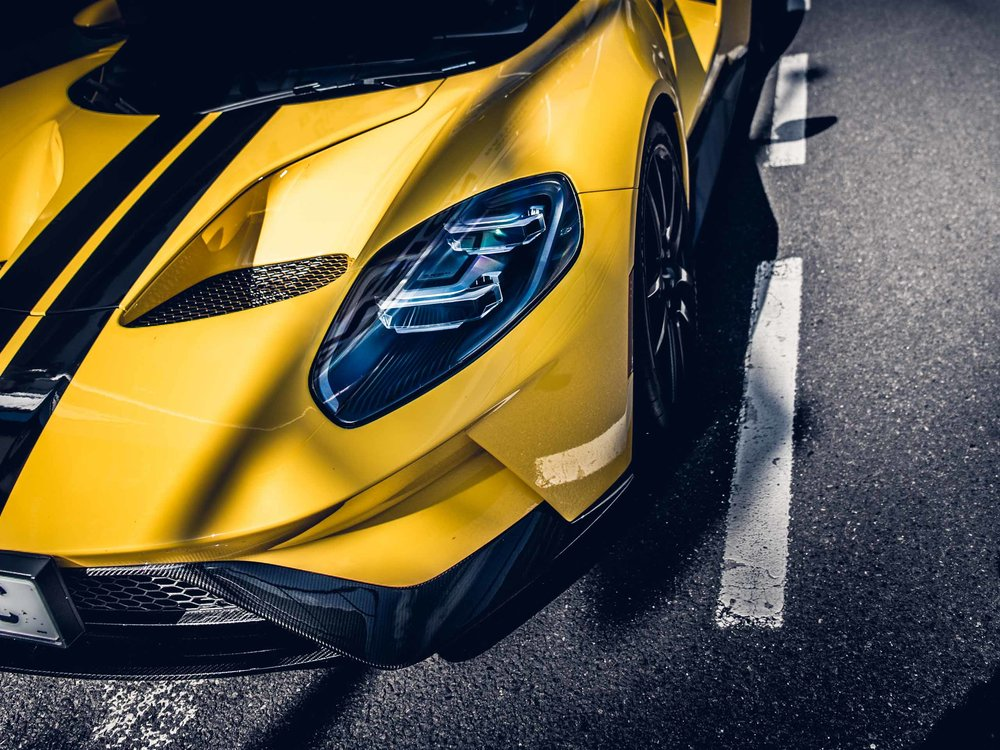 Ford GT, Jayson Fong, Goodwood