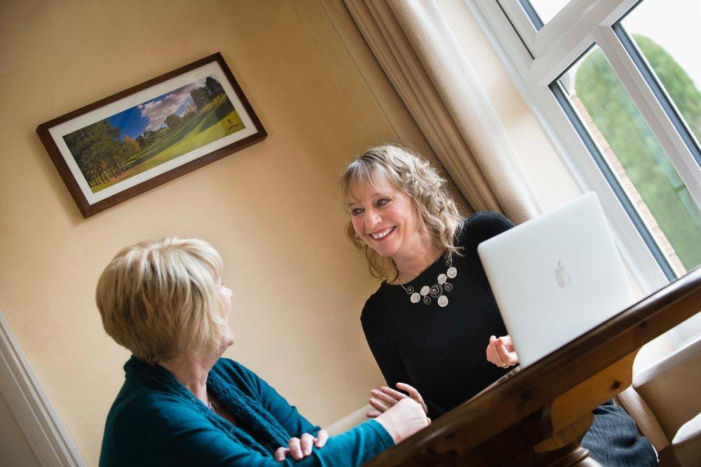 Carol richardson professional organiser leicestershire