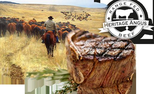 Heritage Angus Rindfleisch -