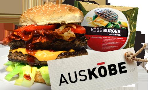 KOBE Burger - World's finest Burger -